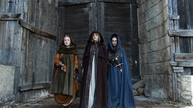 Luna Nera ganhará 2° temporada na Netflix
