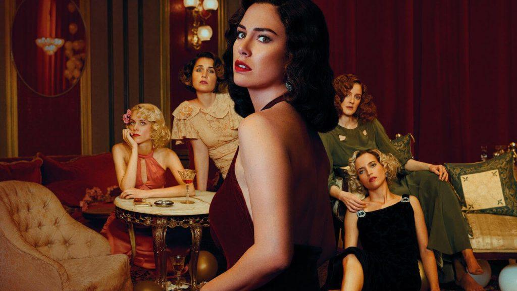 As telefonistas 5° Temporada na Netflix