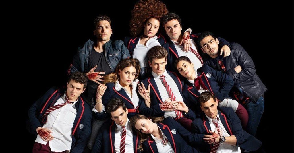 2° Temporada de Elite ganha data de estreia na Netflix
