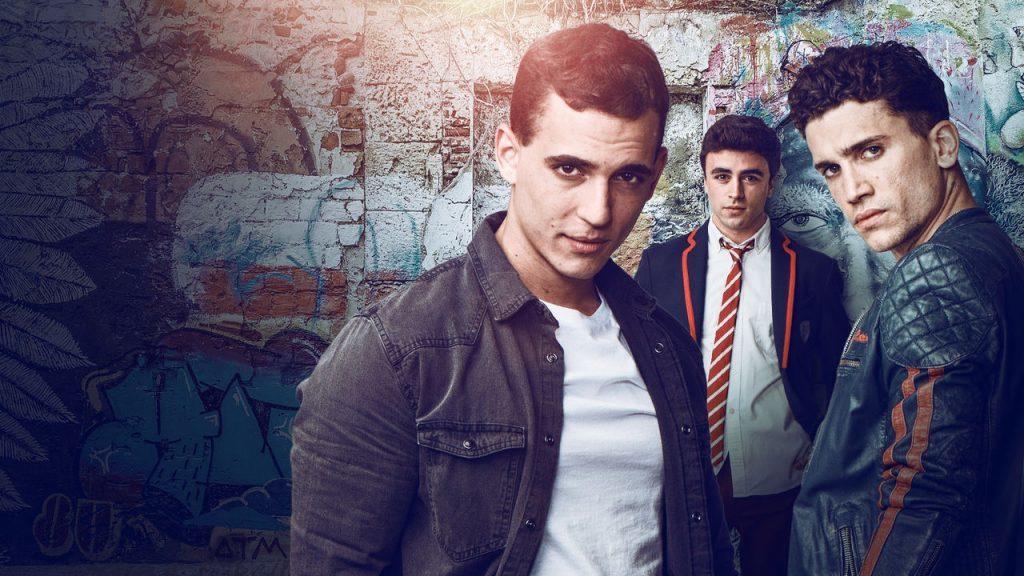 Elite 3° Temporada na Netflix