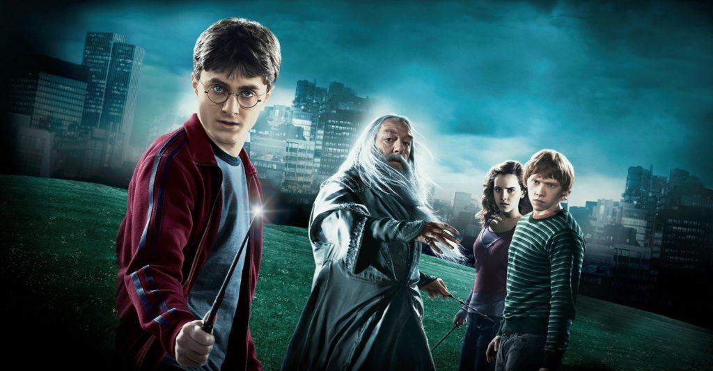 Harry Potter será removido da Netflix