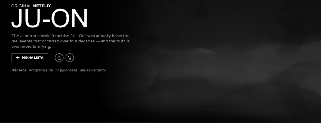 Netflix anuncia série da franquia O Grito