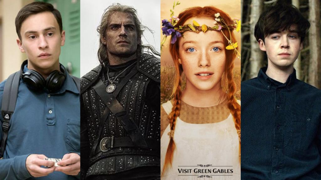 Séries Originais Netflix confirmadas no segundo Semestre de 2019