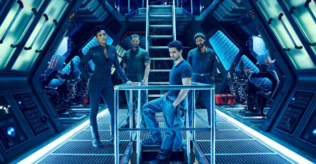 The Expanse é renovada para 5° Temporada