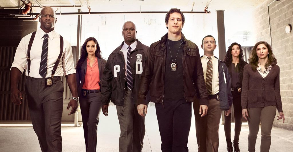 Brooklyn Nine Nine 5° Temporada na Netflix