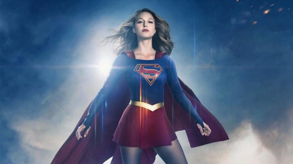 Supergirl 4° Temporada na Netflix