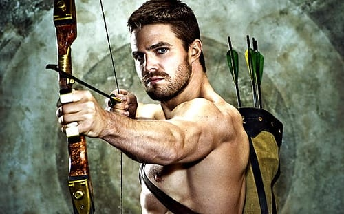 Arrow 8° Temporada na Netflix