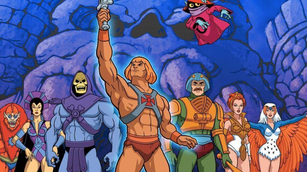 Netflix anuncia série de He-Man