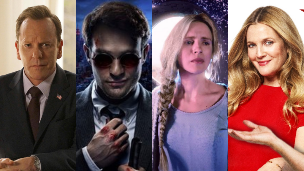 Séries canceladas pela Netflix em 2019
