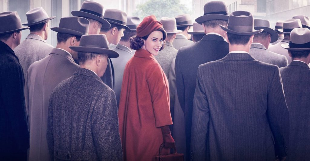 3ª Temporada de The Marvelous Mrs. Maisel