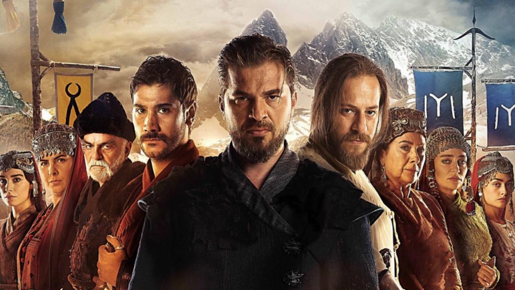 O Grande Guerreiro Otomano 6° Temporada na Netflix