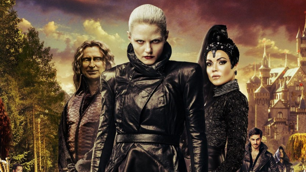 Once Upon a Time será removida da Netflix