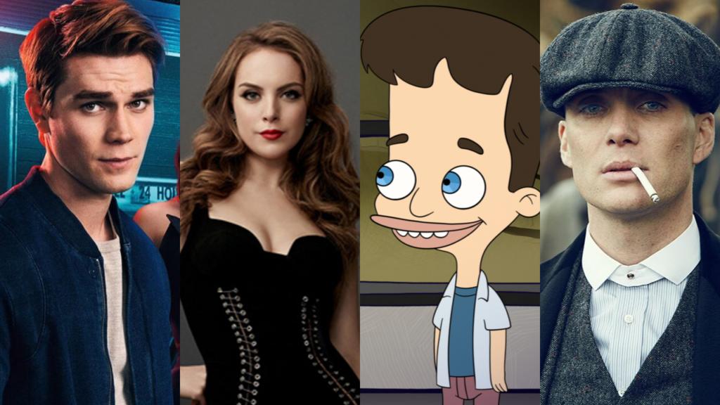 Séries confirmadas na Netflix em Outubro de 2019