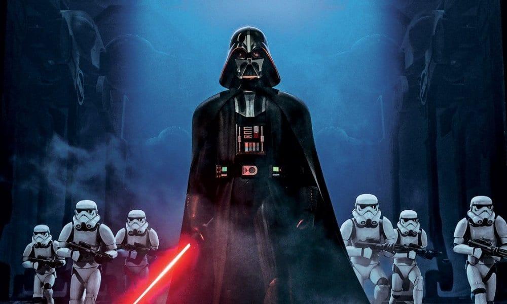 Todos os Filmes e séries de Star Wars serão removidos da Netflix