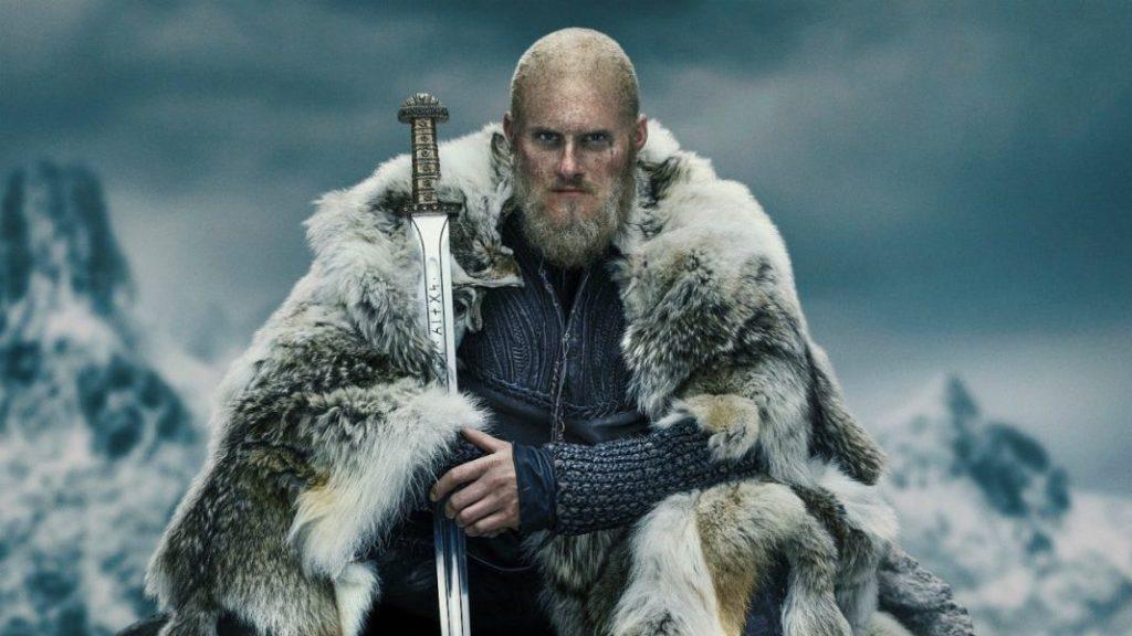 Vikings ganhará 7° temporada na Netflix