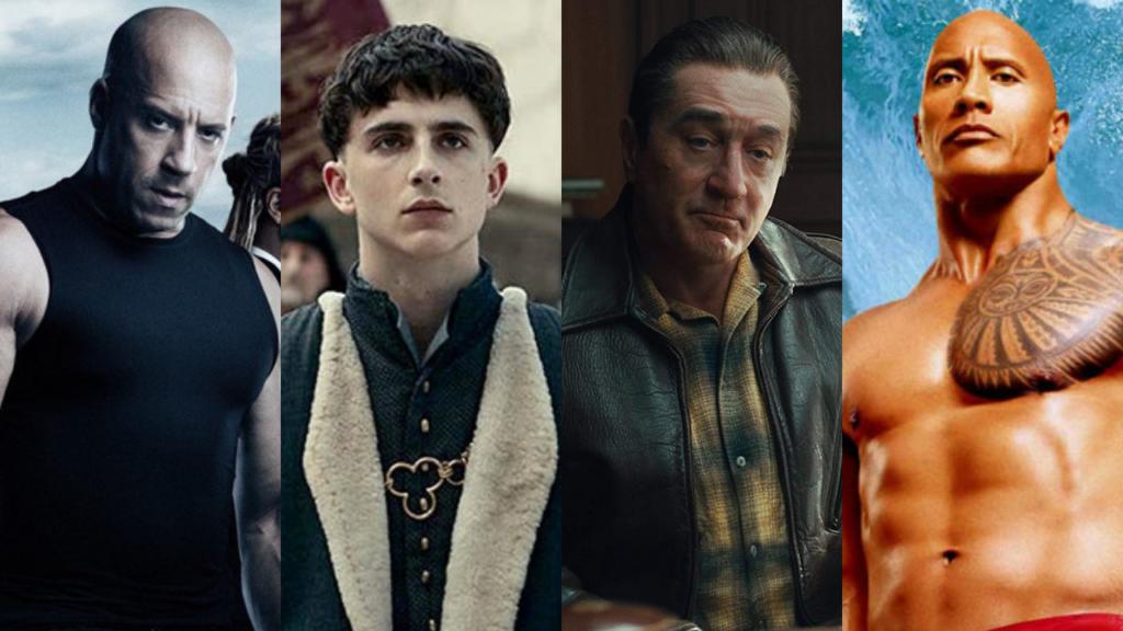 Filmes confirmados na Netflix em Novembro de 2019