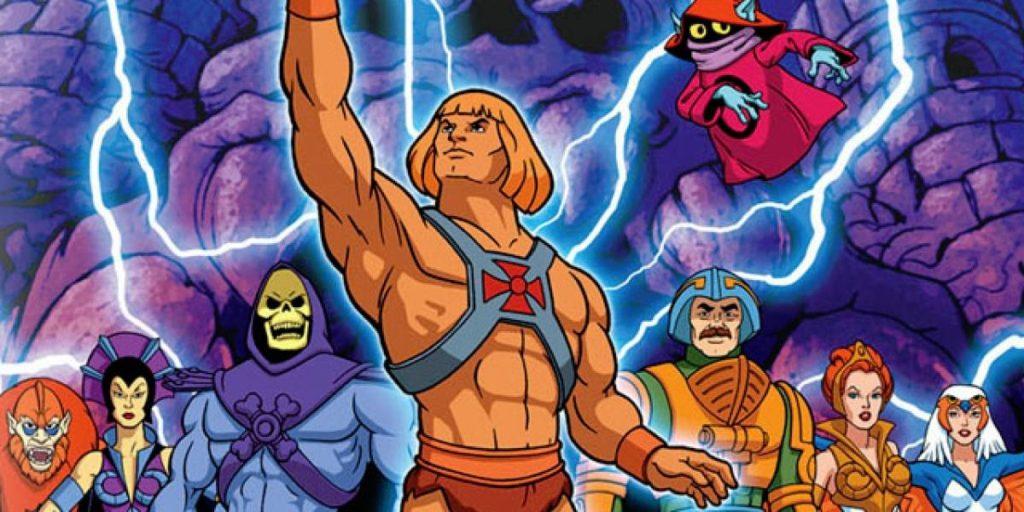 Novo Filme de He-Man pode chegar pela Netflix