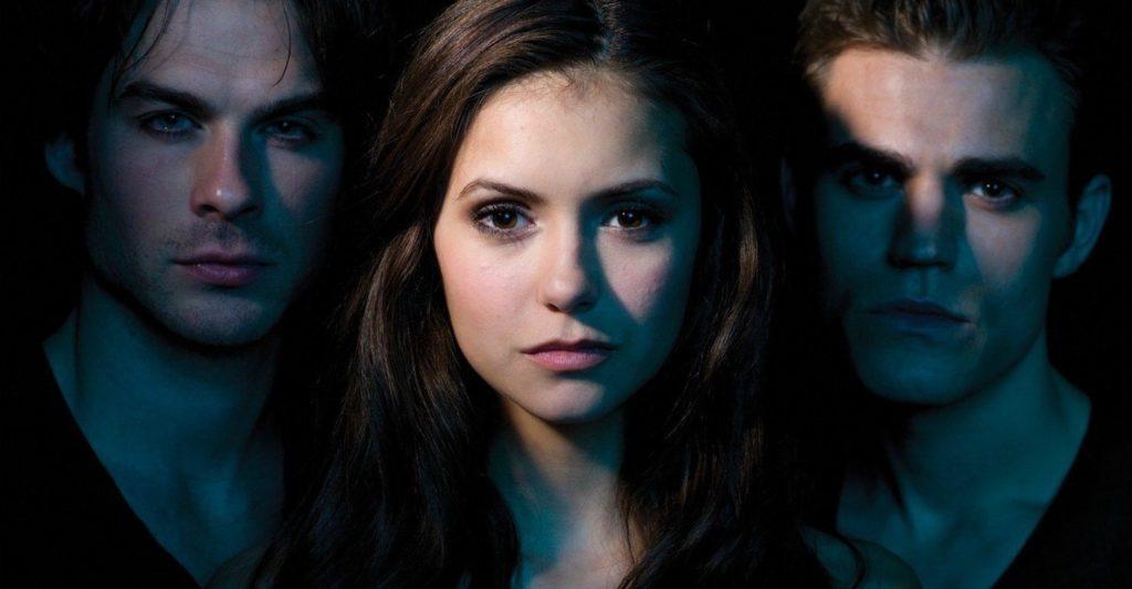 The Vampire diaries está completa na Amazon Prime Video