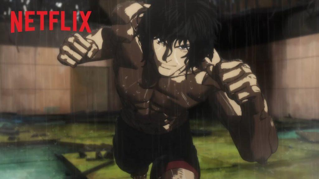 Kengan Ashura terá 3° Temporada na Netflix