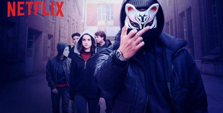 Nós somos a Onda 2° Temporada na Netflix