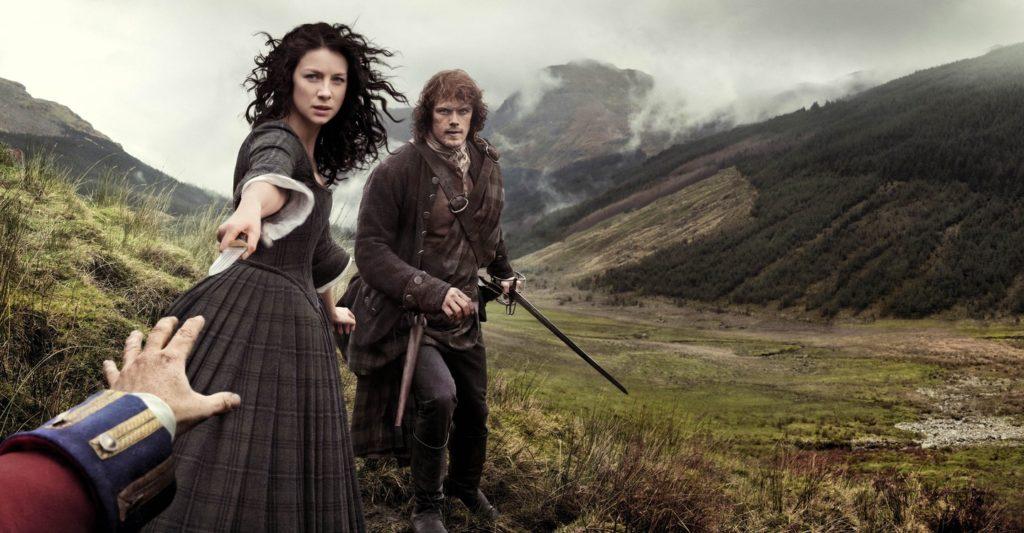 Outlander 4° Temporada na Netflix