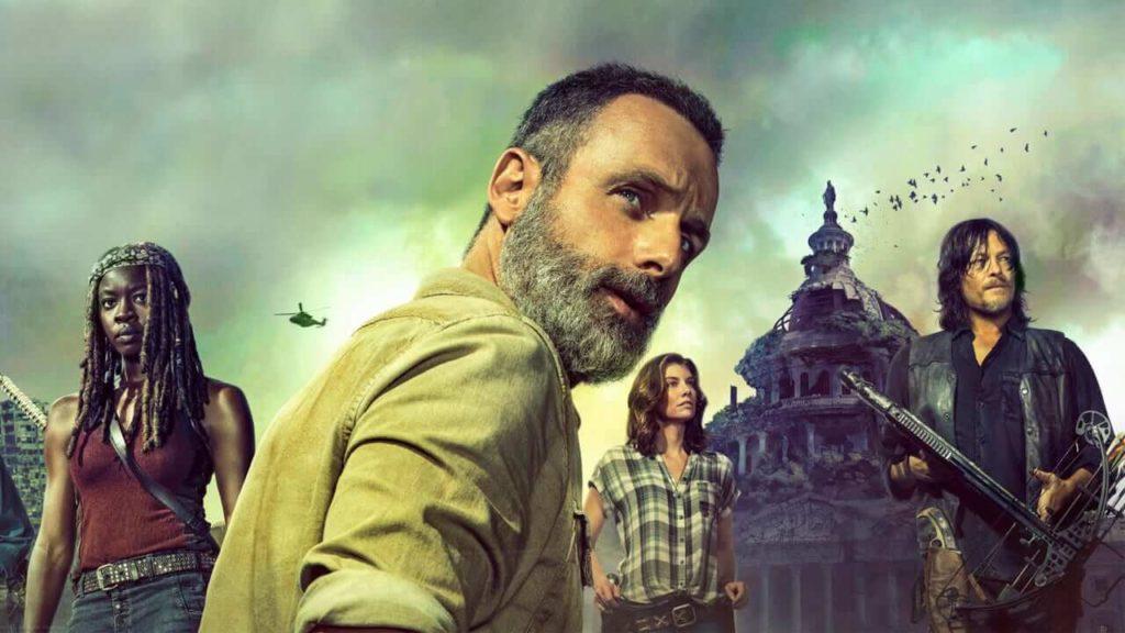 The Walking Dead 9° Temporada na Netflix