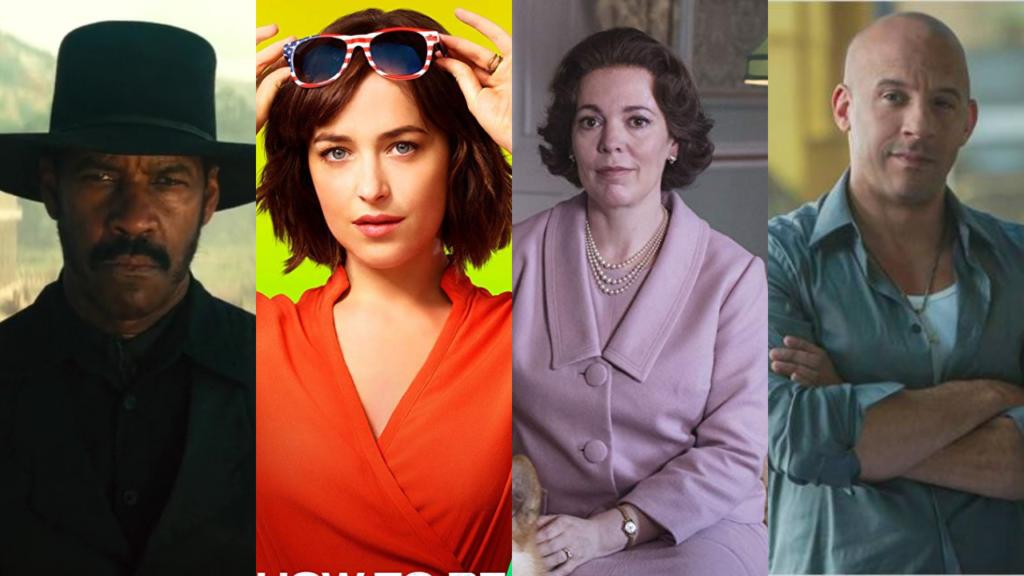 Lançamentos Netflix - 11 a 17 de Novembro