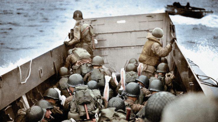 Netflix estreia Grandes Momentos da Segunda Guerra em Cores