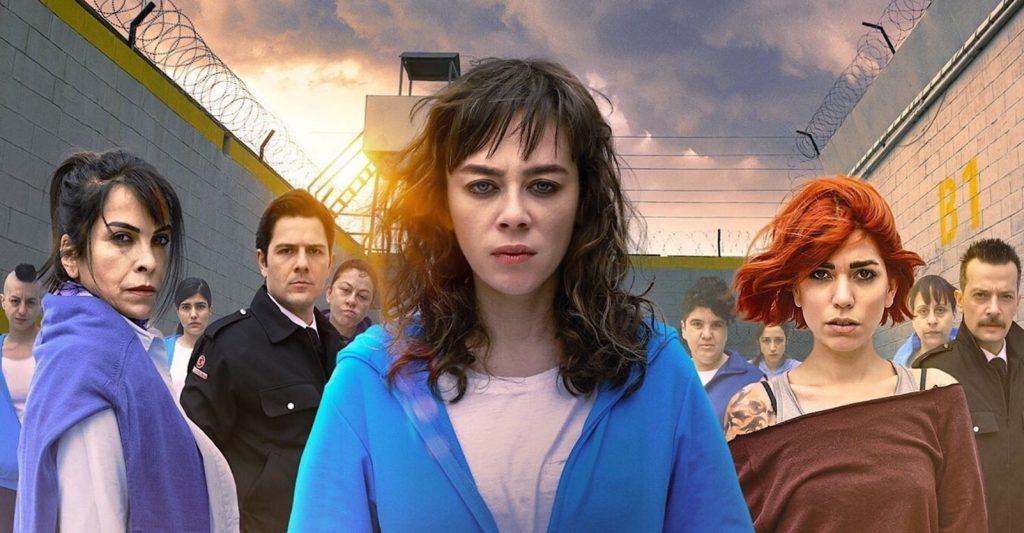 Prisão de Mulheres 3° Temporada na Netflix