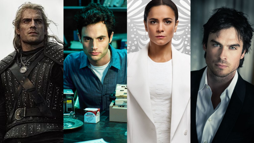 Séries na Netflix em Dezembro de 2019