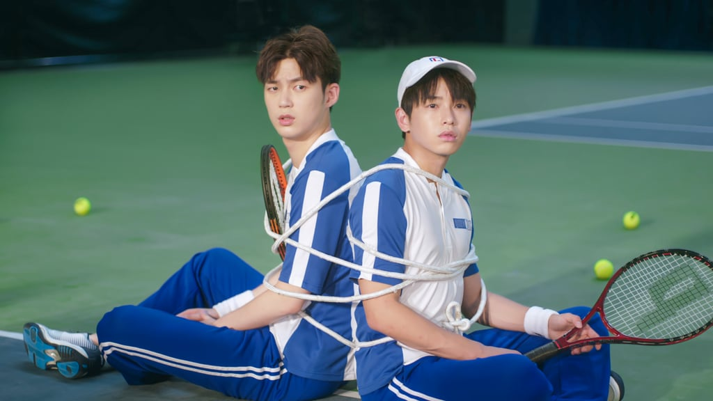Match Tennis Junior 2 Temporada Na Netflix The Prince Of Tennis