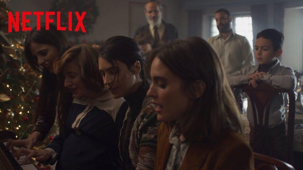 Netflix anuncia novas séries espanholas