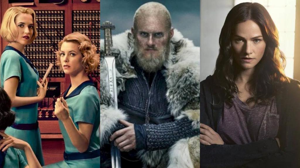 Séries na Netflix em Fevereiro de 2020