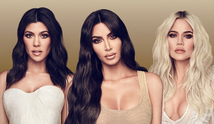 Keeping Up With the Kardashians 3ª Temporada na Netflix