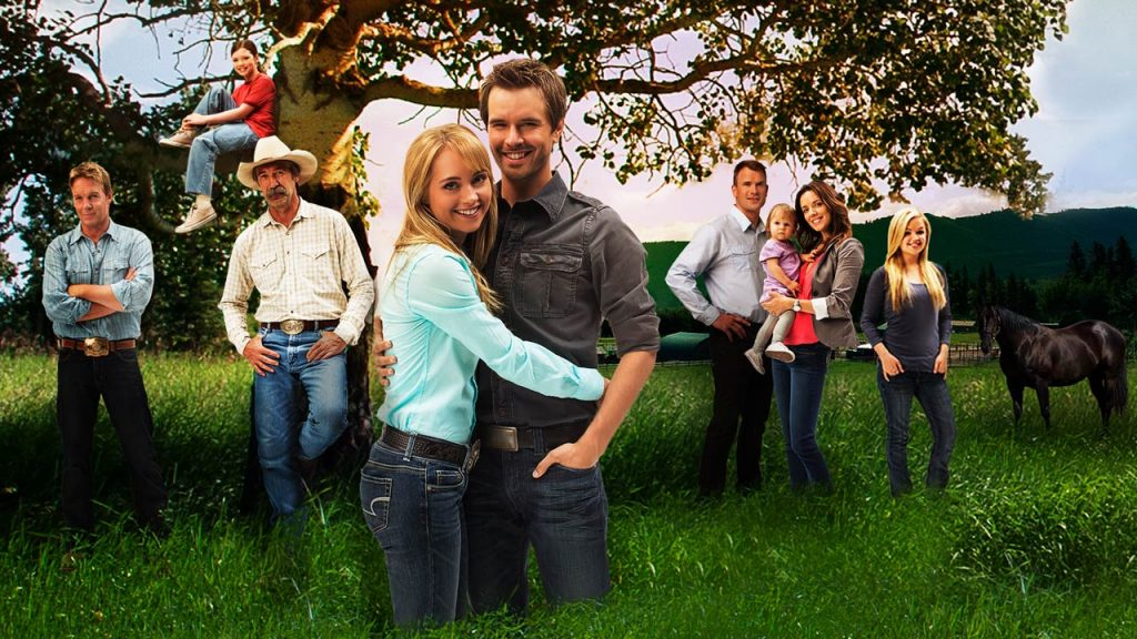 Heartland - 13° temporada na Netflix