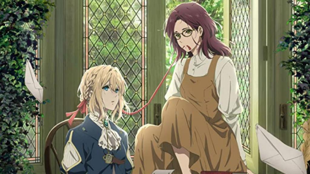 Animes que chegam na Netflix em Abril