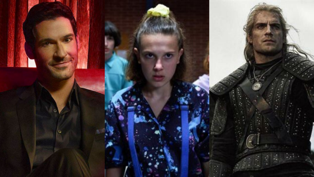 Séries da Netflix paralisadas pelo Coronovírus