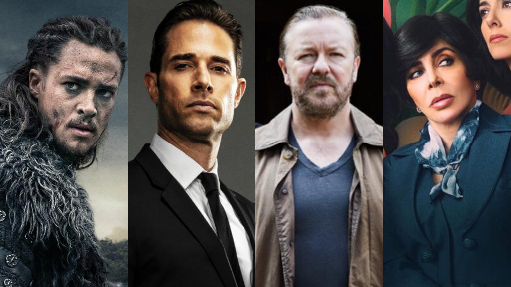 Séries que chegam na Netflix ainda em Abril