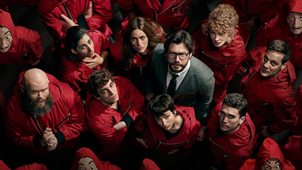 La Casa de Papel 5° temporada