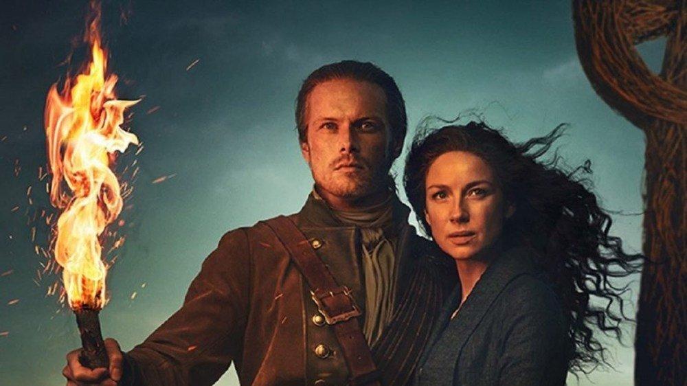 Outlander 5ª temporada Netflix