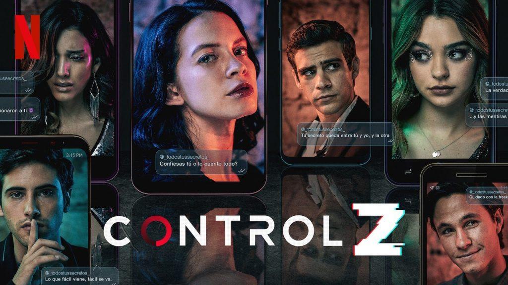 Control Z terá 2ª temporada na Netflix - Saiba tudo, Data de estreia e Mais