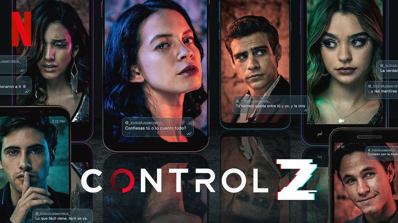 Control Z terá 2ª temporada na Netflix - Saiba tudo, Data de ...