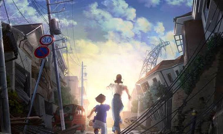 Conheça 2020 - Japão Submerso, novo anime da Netflix