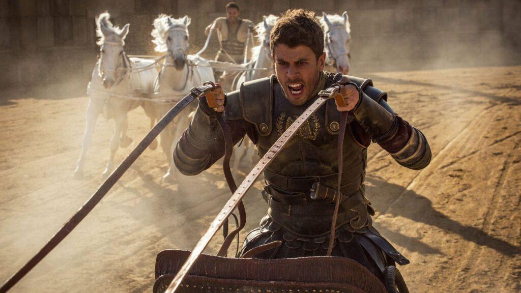 Ben-Hur está disponível na Netflix