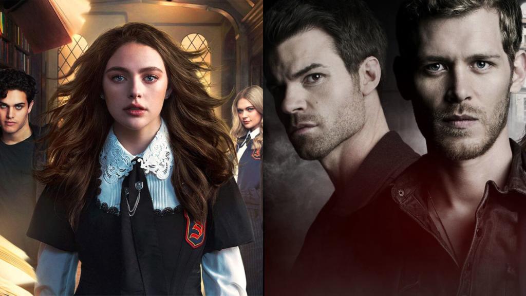 Legacies e The Originals chegarão no Globoplay