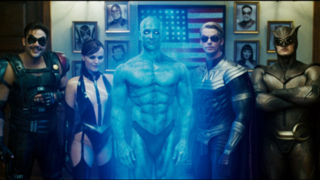 Watchmen, está disponível na Amazon Prime Video