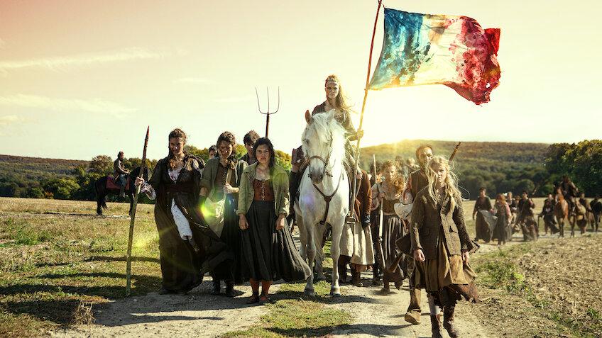 La Révolution, é a série da Netflix que abordará a revolução francesa
