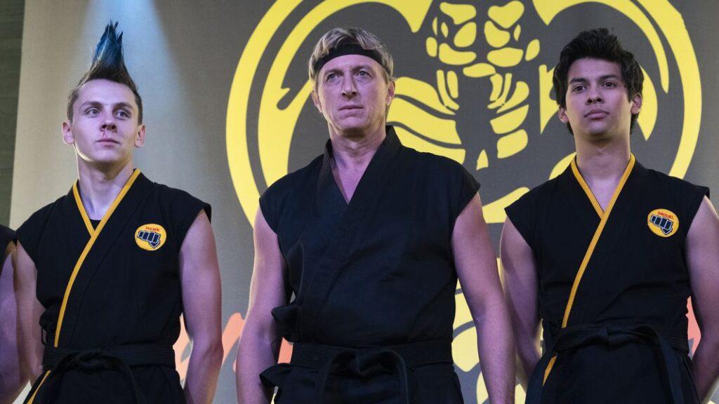 Tudo sobre a terceira temporada de Cobra Kai na Netflix